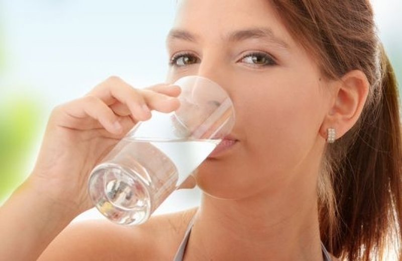 把水飲進皮膚裡的訣竅